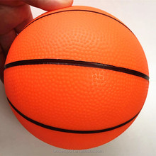 Cheap promotional pvc mini basketballs toy basketball