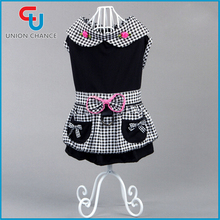 Lovely Pet Dog Clothes Apparel 2016 New Design Cat Summer Lace Dress Simple Summer Dresses
