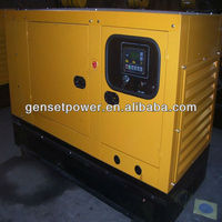 90kva to 550kva Silent Type Of Electric Generator