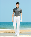 2017 newest summer men's short sleeve polo golf shirt