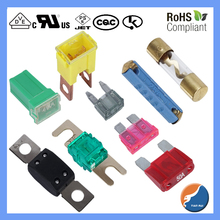 10a car blade fuse ul approval