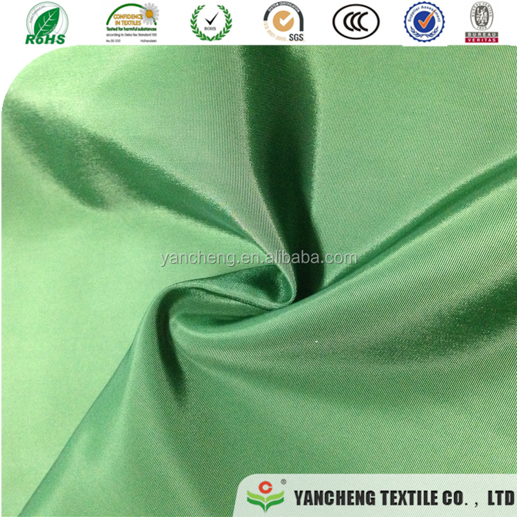 polyester imitation Memory cloth Yarn Dyed for Fashion Women