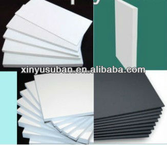 HL Cheap Price PVC Foam Board/sheet/Sintra/Forex