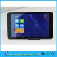 "8 inch Pipo W2F Tablet PC Window 8.1 Tablet PC 8"" 1280 x 800 Bay Trail-T Z3735F 2GB 32GB 8"" IPS Win8.1 tablet"