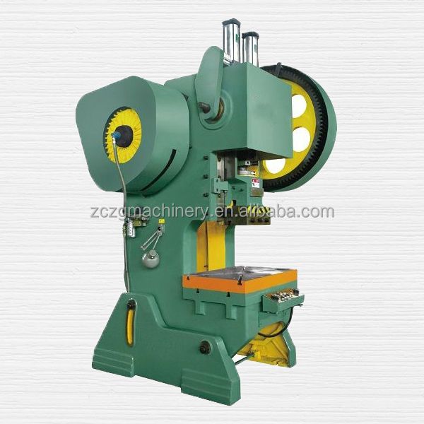 40 ton mechanical punch press eccentric press machine with good quality