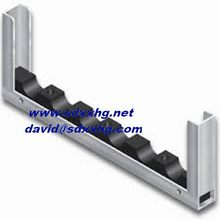 Anti static HDPE cable clamp