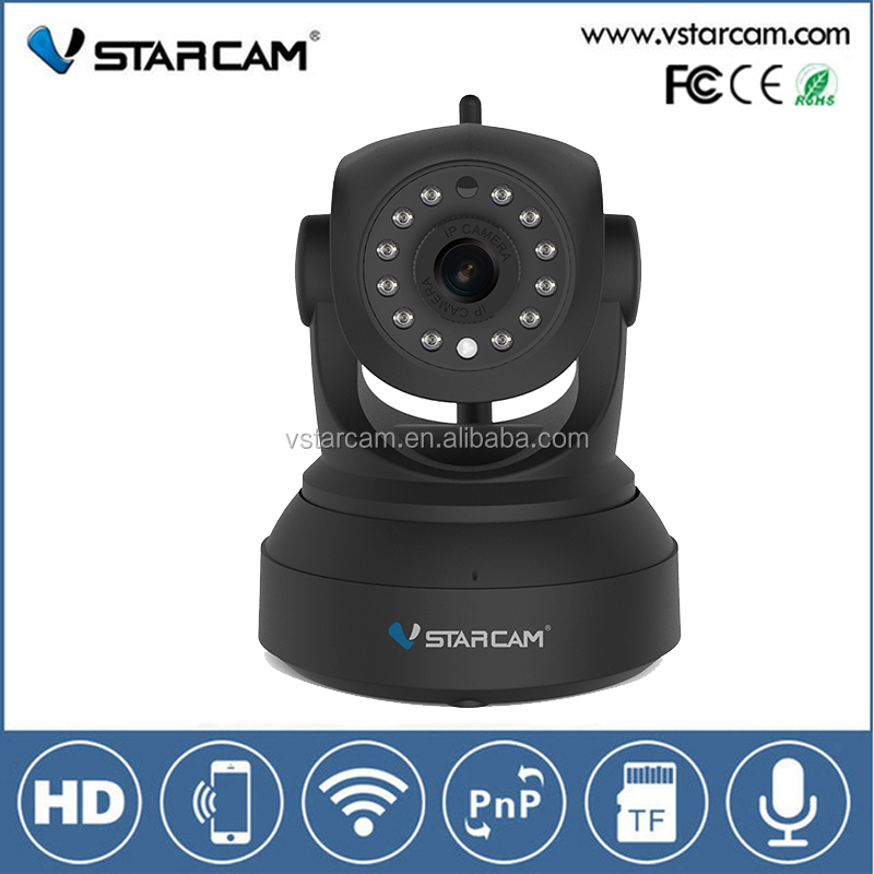 VStarcam Best selling Hi3518E hidden wifi ip camera with wifi repeater