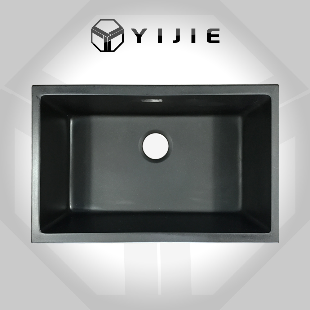 New design rectangular kitchen sink cheap quartz kitchen sinks