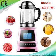 High performance commercial blender baby food processor With heating function