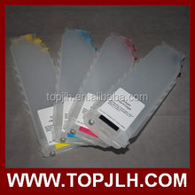 Good sealing inkjet printer Refillable ink cartridge for HP T610