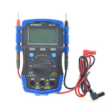 Portable Multimetro HP-37C Auto Range True RMS Digital Multimeter Temperature Capacitance Test