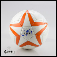 PVC Material Size 5,4,3,2 mini brand logo custom print machine sewn football soccer ball