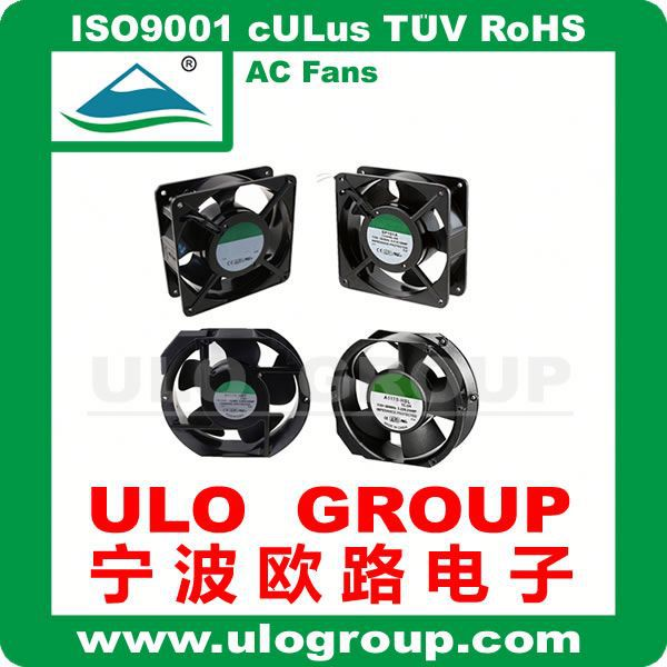Great quality ac axial fans 120x120x38 230v ac fan 200mm