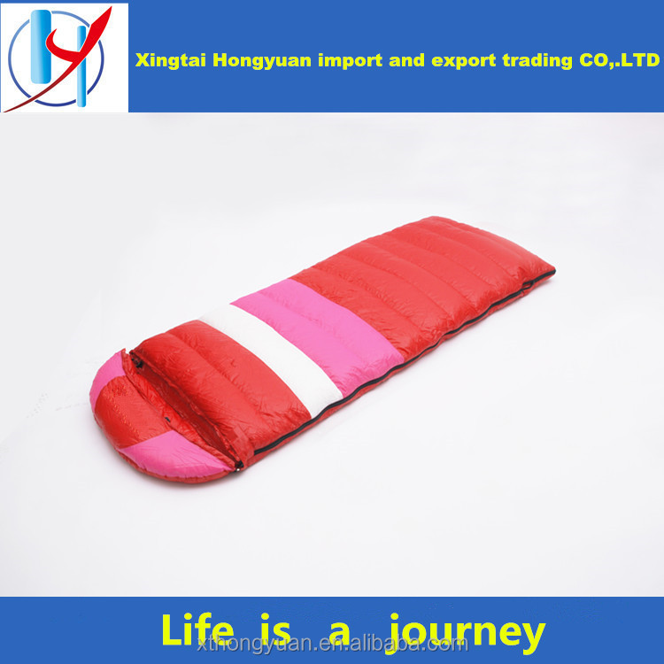 Newest design High Quality Wholesale with Compression Bag Lightweight the best sleeping bags