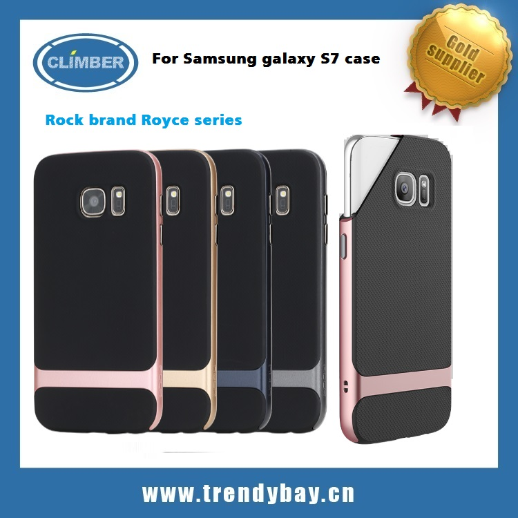 Brand new rock phone case for samsung galaxy s7 case