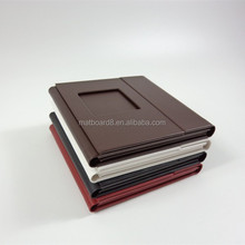 leather cd dvd decorative cases wholesale in China