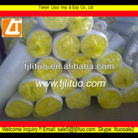 competitive price soft glass fiber wool pipe