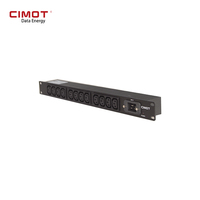 10 Years Professional Manufacturer Smart Power Distribution Unit PDU
