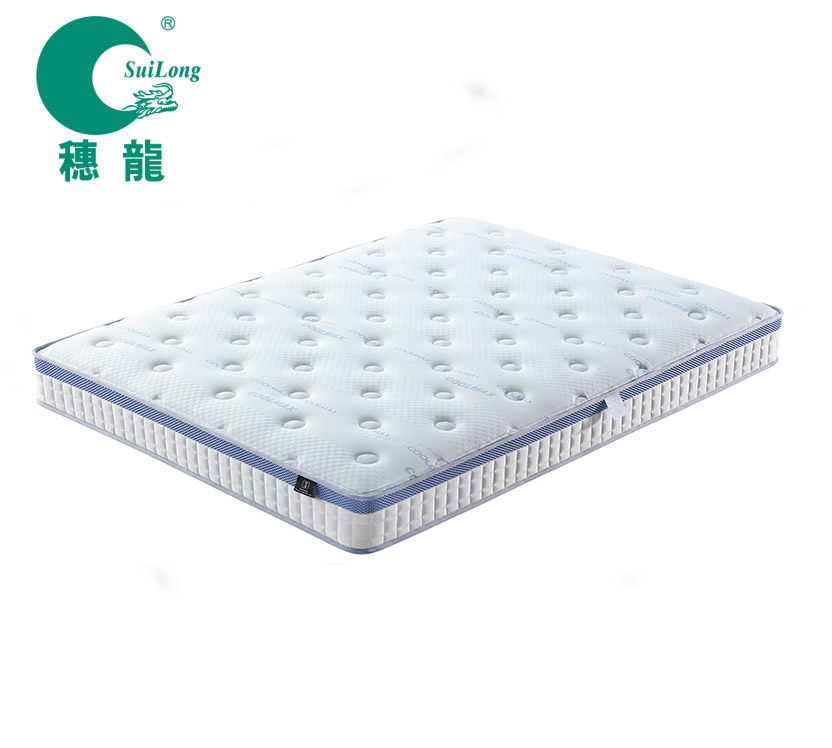 Home Furniture Tight Top Bonnel Spring and Pocket Spring Compressed Mattress - Jozy Mattress   Jozy.net