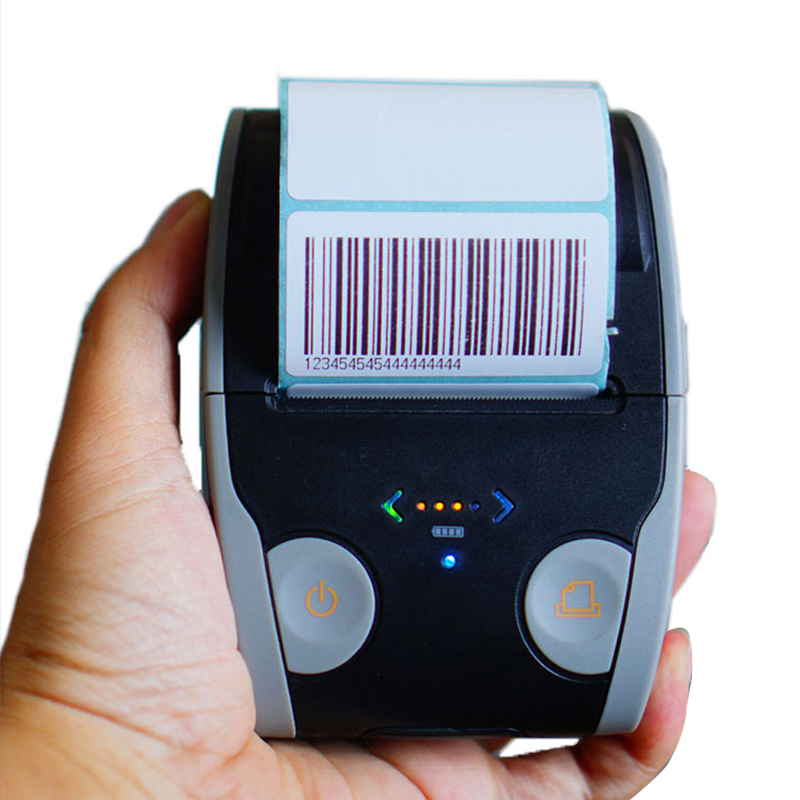 Android Bluetooth 58 mm Qunsuo Thermal Label <strong>Printer</strong>