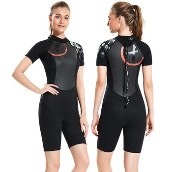 Wetsuit Men Women Full 3mm Surfing Suit Diving Snorkeling Swimming Jumpsuit swimwear women
