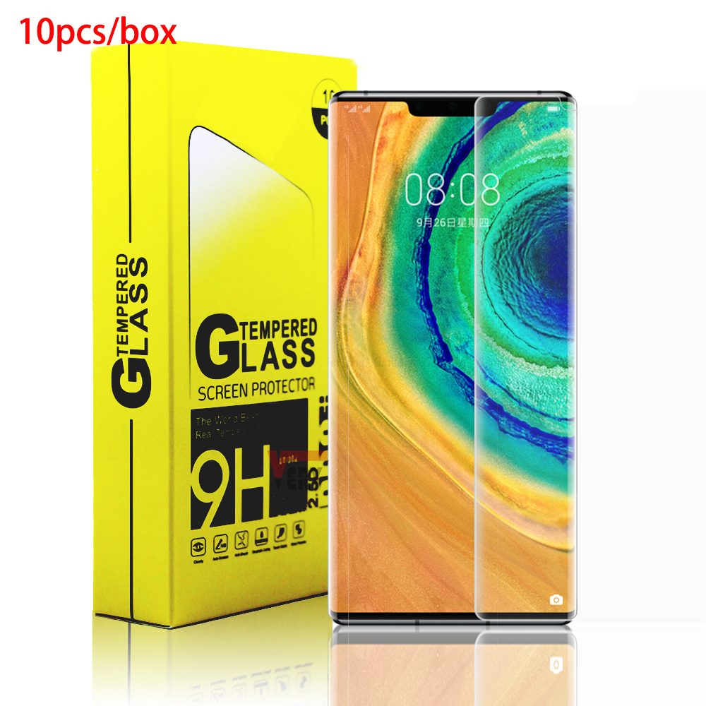Screen Protector Tempered Glass 9H 0.33mm Film For Huawei Mate30 20 10 pro P30 P20 pro P10 lite For iphone Huawei P20 Pro <strong>1</strong>+