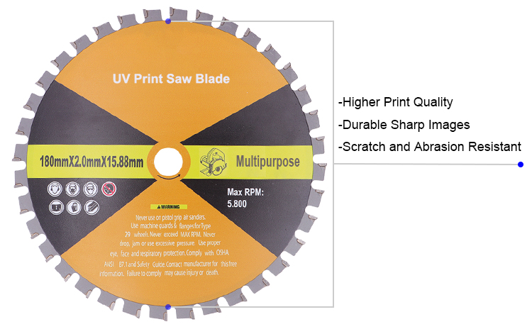 Industrial Grade Dry Cutter TCT Circular Saw Blade for Cutting Steel Iron and Ferrous Metal