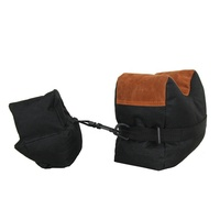 Outdoor Hunting shooting accessories Gun Bench Shooting Rest Bag for Outdoor Activities - Unfilled
