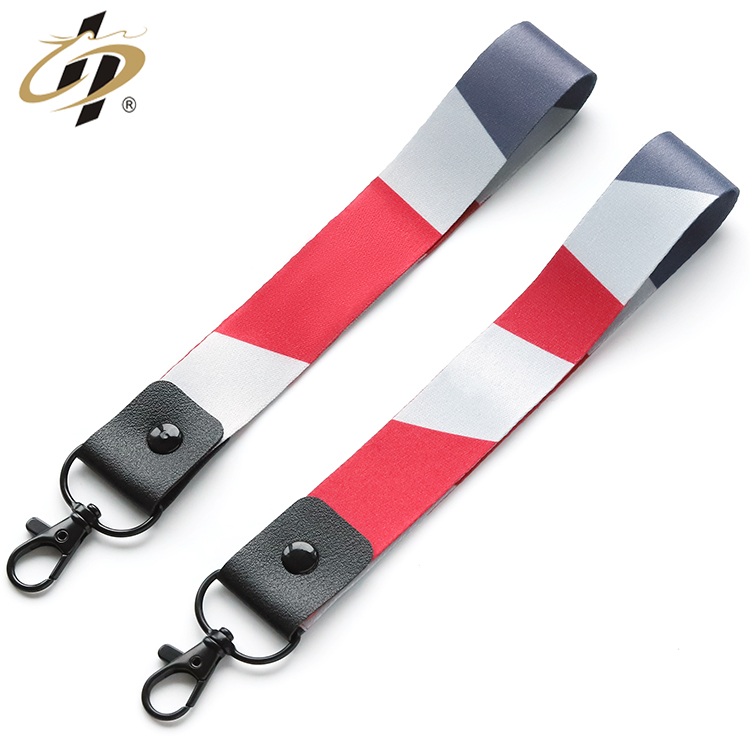 Promotional  Cheap Custom Printed Polyester Neck Lanyard With Logo