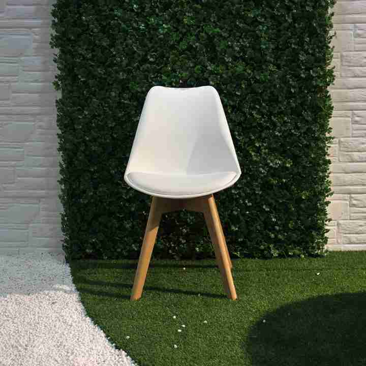 Wholesale Cheap Popular Design Modern Plastic Dinner Dining Chair Made In China