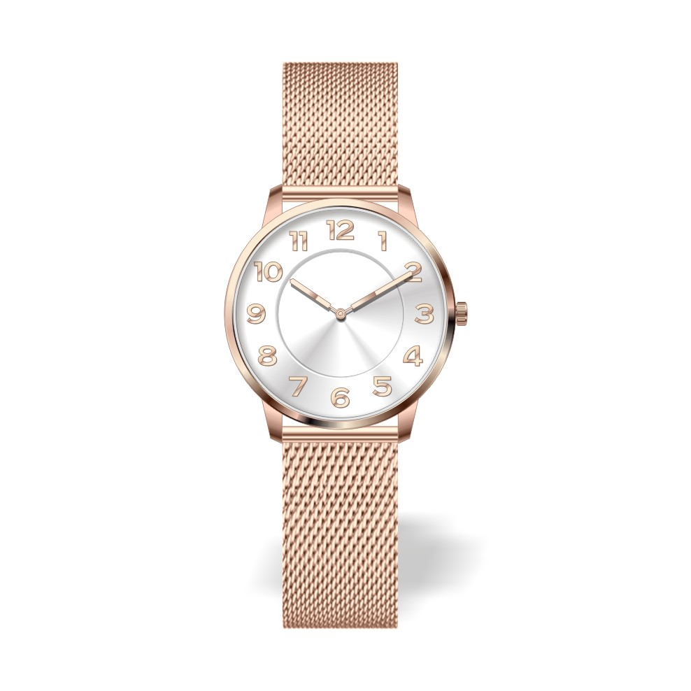 Wholesale Branded Rose Gold Mesh Straps <strong>Watches</strong> Customized Best Designer Classic Ladies Quartz <strong>Watch</strong>