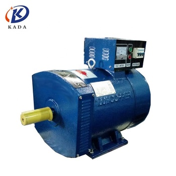 KADA STC-20KW cast iron housing alternator 20kw copper alternator generator 25 kva alternator