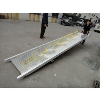 Aluminium Anti skidding Ramp truss,aluminium stage ramp easy to assemble!