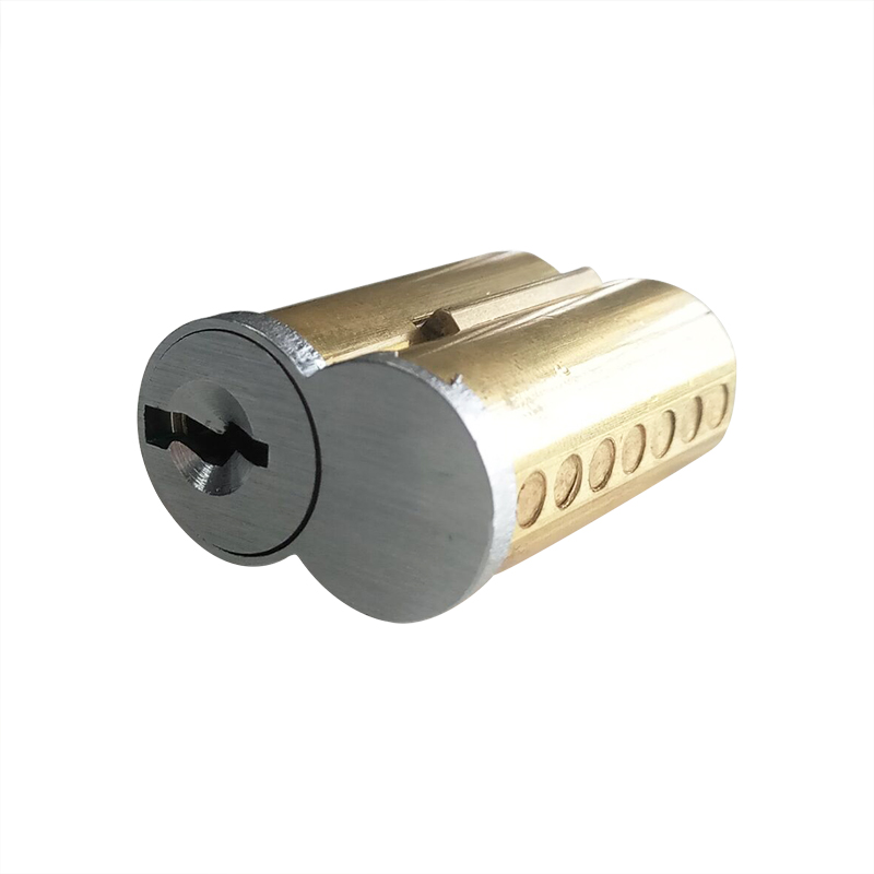 American Removable Brass 7PIN SFIC door lock <strong>cylinder</strong>