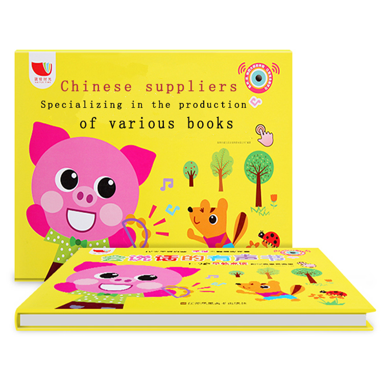 Chinese suppliers hardcover child story books education coloring board book <strong>printing</strong>