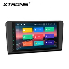 XTRONS 9&quot; android 10.0 car stereo touch screen for mercedes benz <strong>w164</strong> with GPS Antenna DVR camera
