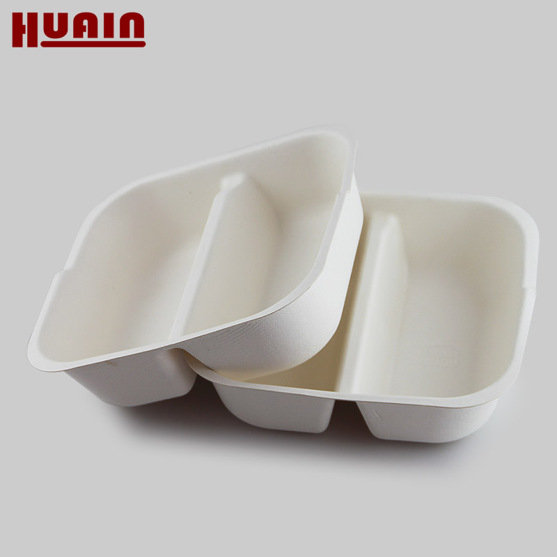 Biodegradable Paper Pulp Moulded Starter Tray Packaging