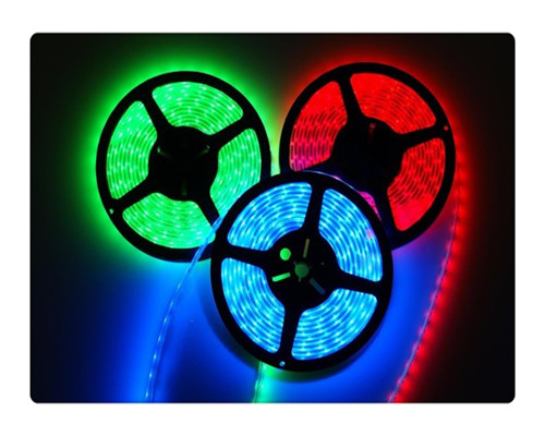 christmas led strip light outdoor use 12v ip 65 waterproof light multicolor <strong>rgb</strong> 5050 wireless led strip light