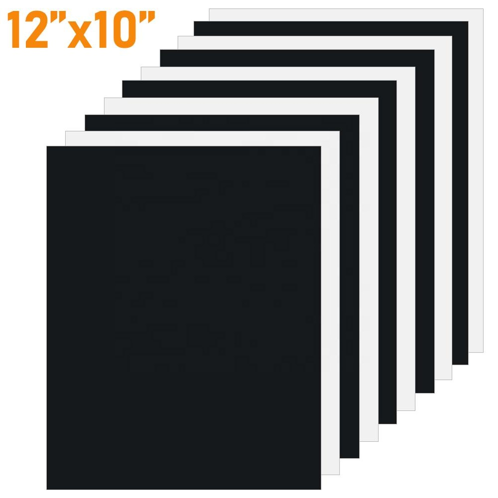Factory <strong>price</strong> easy to weeding <strong>10</strong> sheets 12inch <strong>X</strong> 10inch perpackage heat transfer vinyl bundle for clothing T-shirt and more