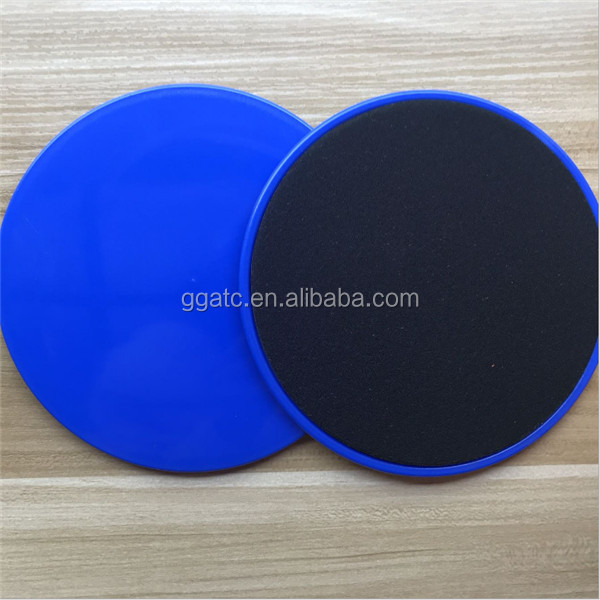 High quality core sliders exquisite gliding discs cheap round disc gliding
