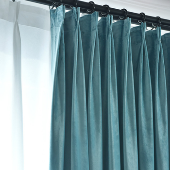 High Grade 5-star Hotel Curtain/Curtain Fabric /Window Treatment