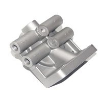 aluminum appliance accessories oem die casting parts auto spare parts