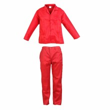 Custom European Cotton Workwear Twill Mining Oil And Gas <strong>Orange</strong> Workwears
