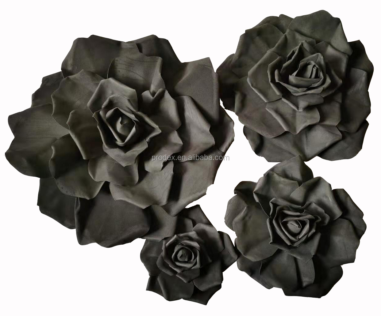 Wedding paper flowers flower backdrop