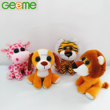 JM9156 Hot Sale Promotional Plush Big Eyes Stuffed Toy <strong>Animals</strong>