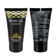 Titan Gel 100% original Russia penis enlarger penis gel titan gold titan