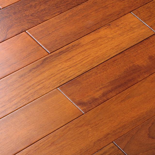 18mm Smooth Burma Solid Teak Wood Flooring