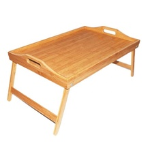 Kitchen <strong>Furniture</strong> Folded Bamboo Durable Laptop Table End Table