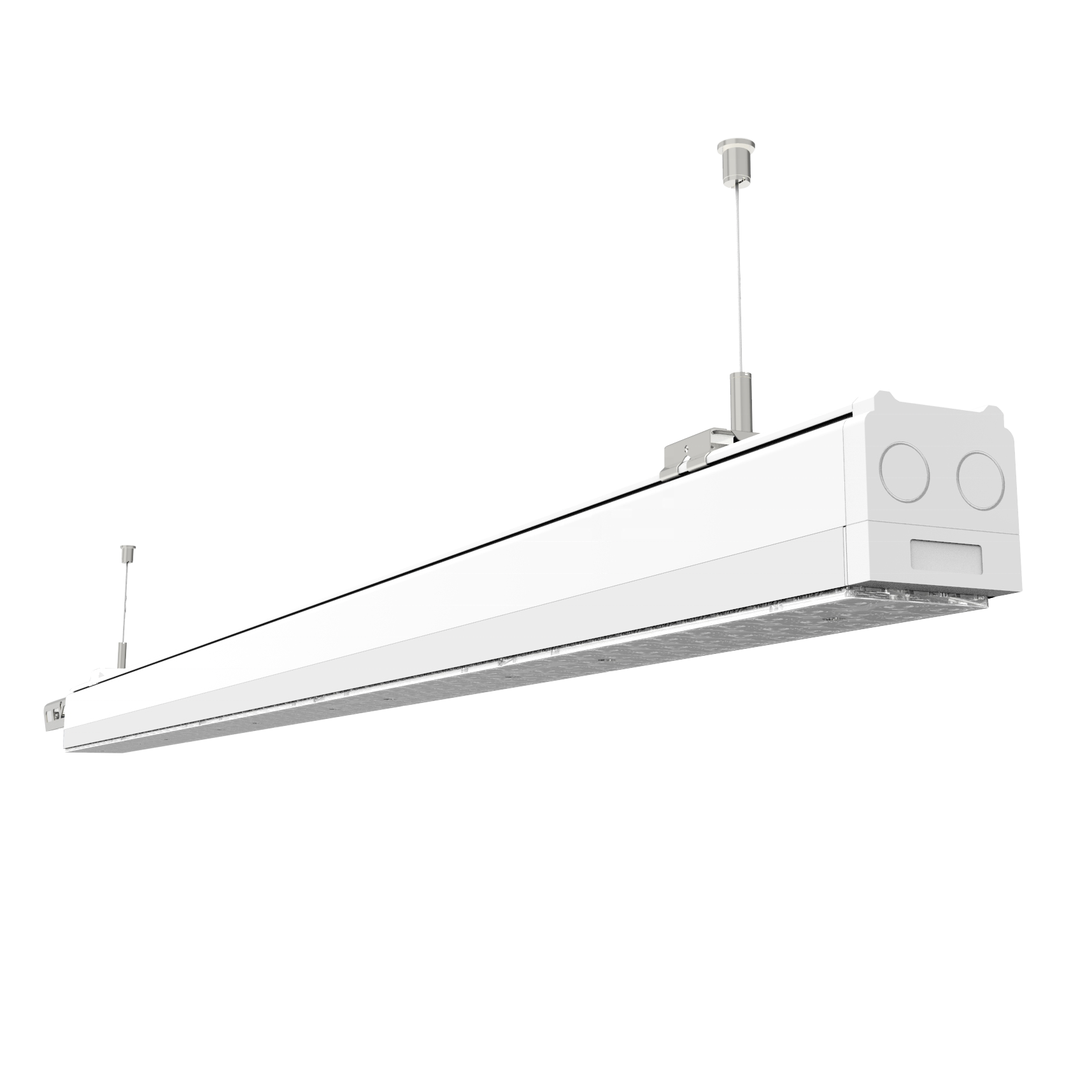 160lm/<strong>w</strong> newest modular lighting system Continuous Led linear trunking system ENEC CB CE ROHS