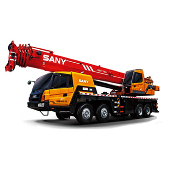 SANY cran truck heavy lifting machine brand new truck crane for sale
